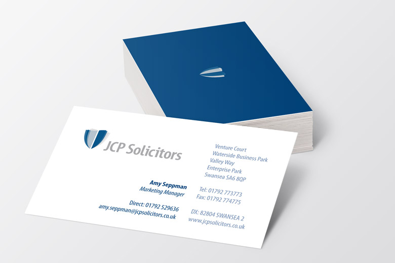 JCP Business Cards