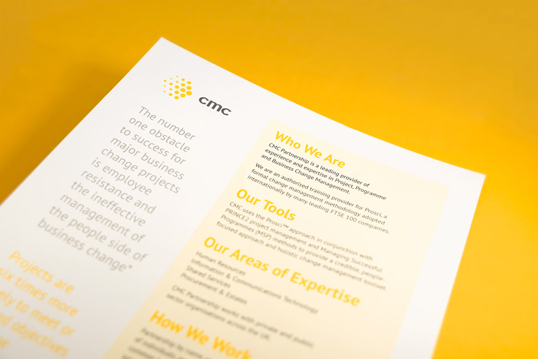 CMC company profile document