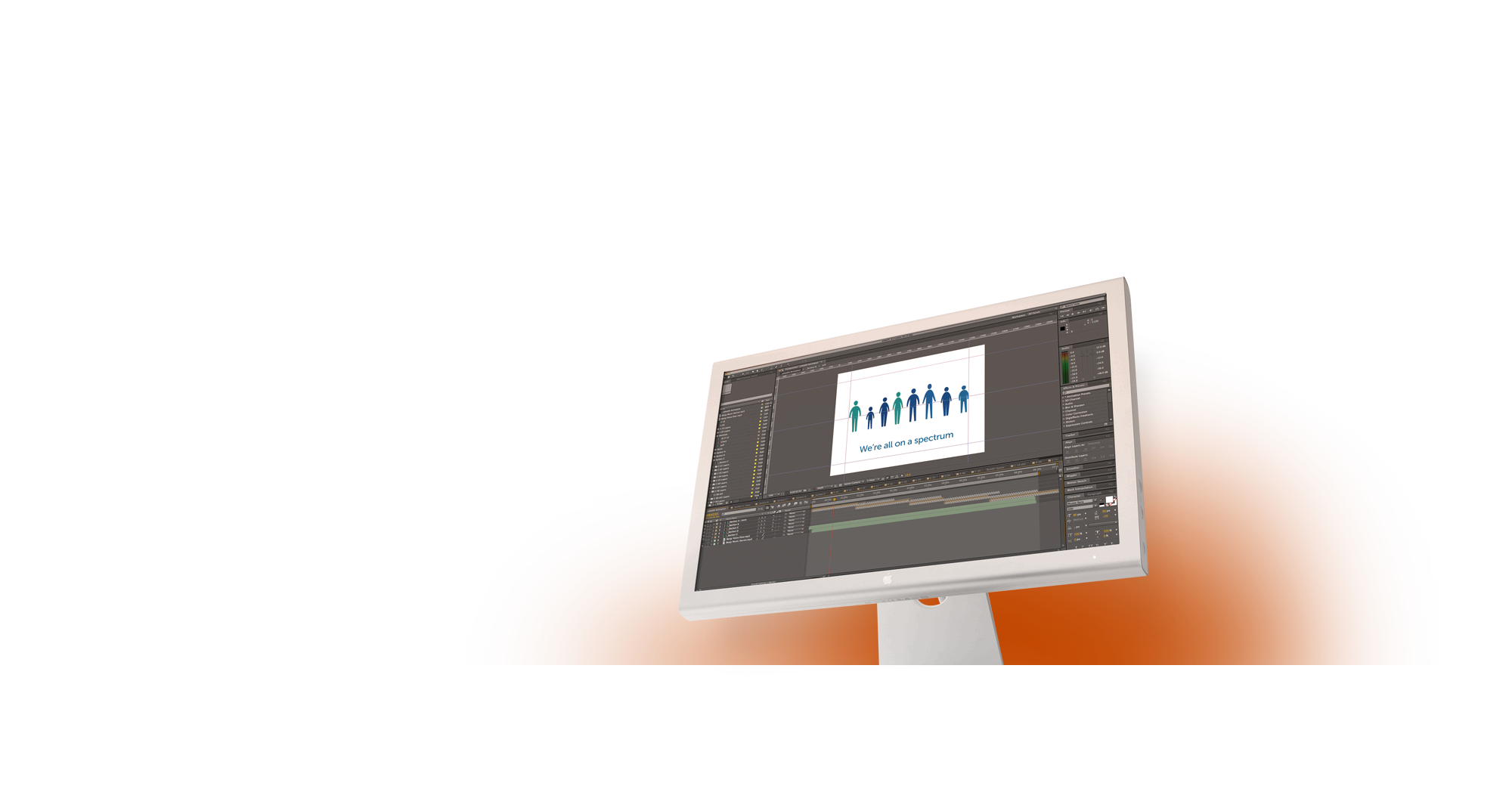 eHealth presentation in an animation programme