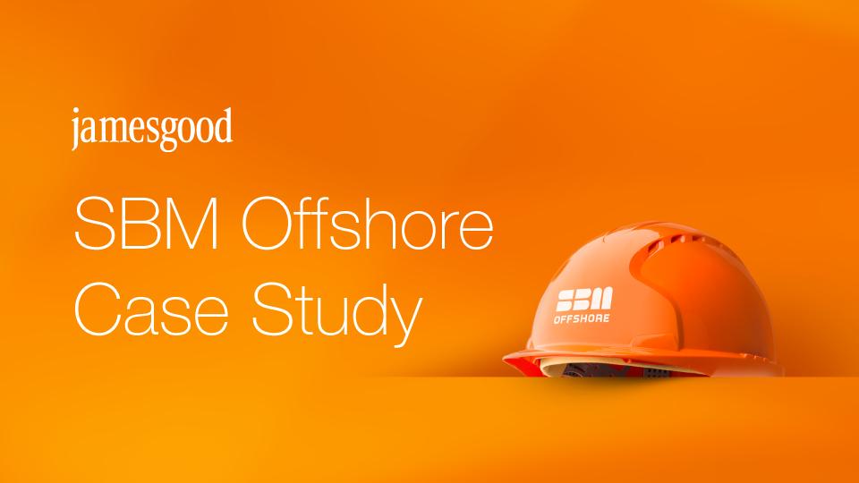 SBM Offshore, Case Study – James Good