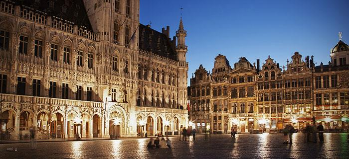 European City of Brussels