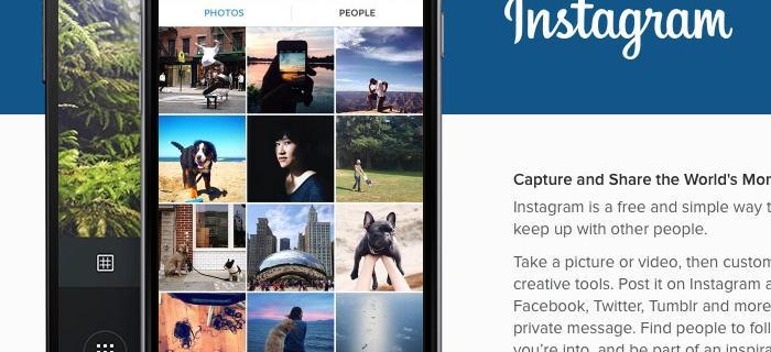 Instagram Photo Sharing