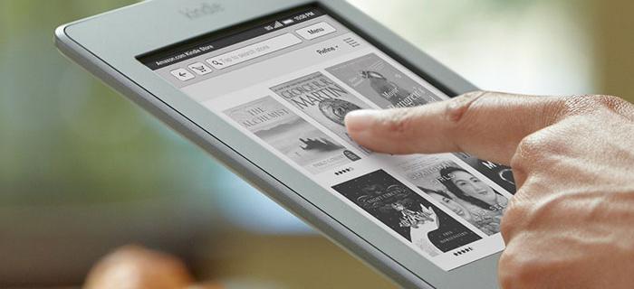 Waterstones To Stock Amazon's Kindle