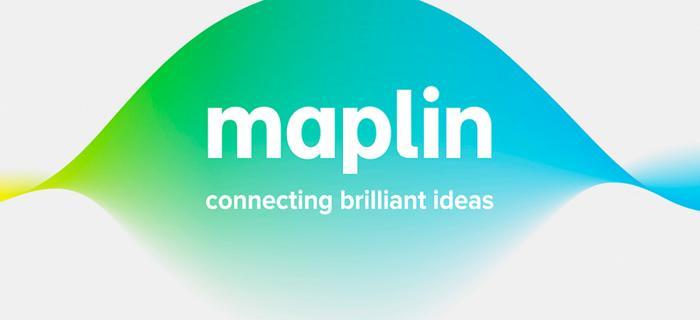 Maplin Rebrand