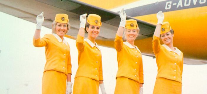 Monarch Staff In Uniform