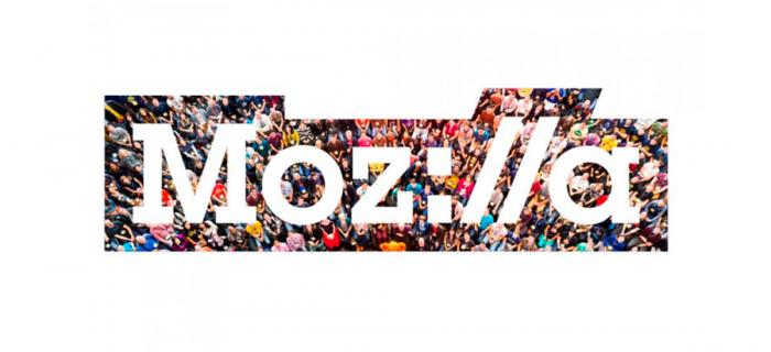 Rebranded mozilla logo