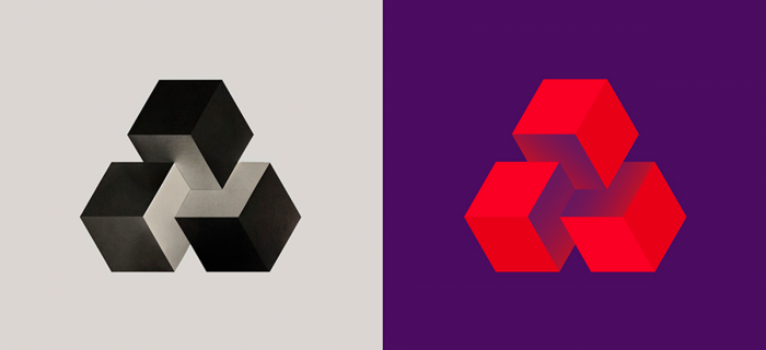 Original and new natwest logo