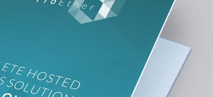 ProEther Brochure Design