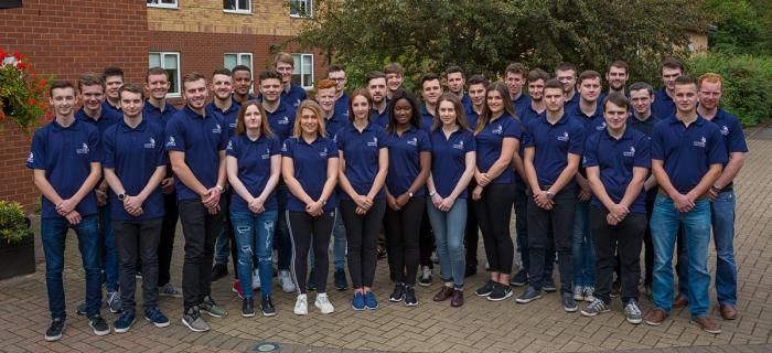 Team UK Heading for WorldSkills in Abu Dhabi
