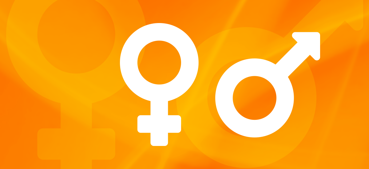 Gender Symbols - Gender Pay Gap Article