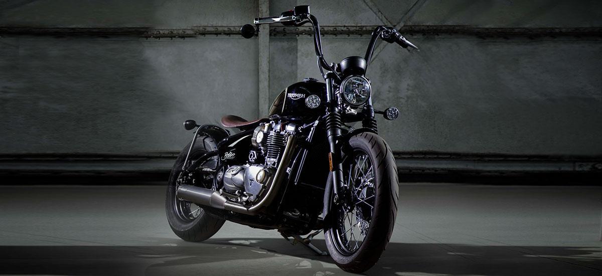 Triumph bike
