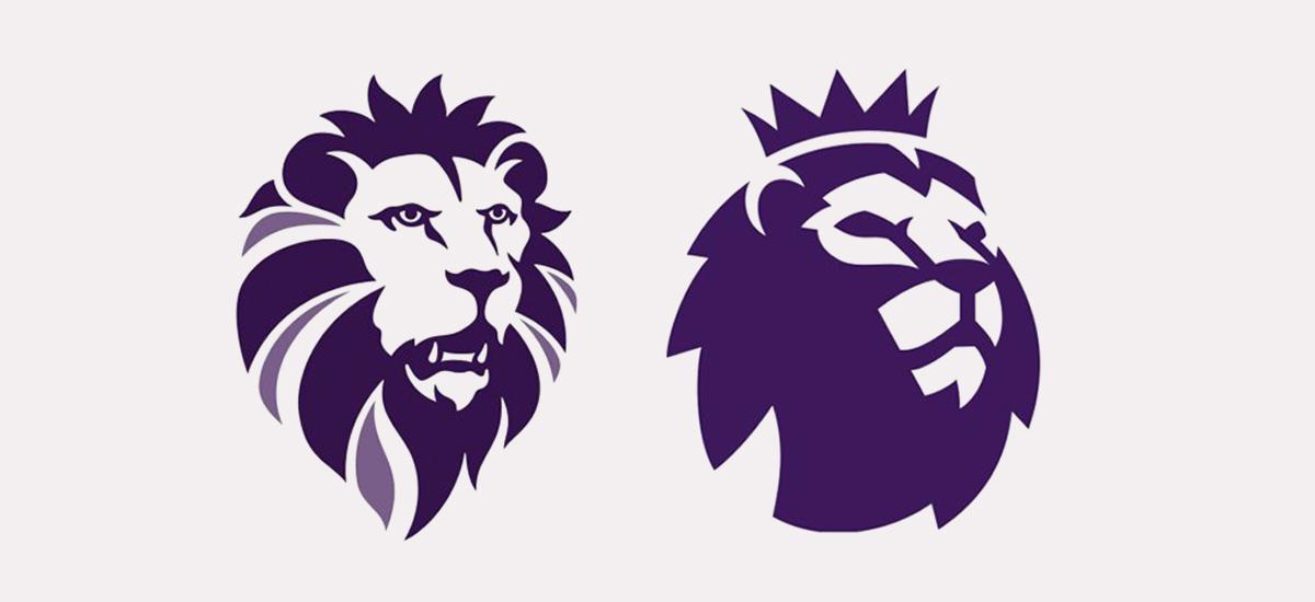 UKIP Logo and Premiere League Logo