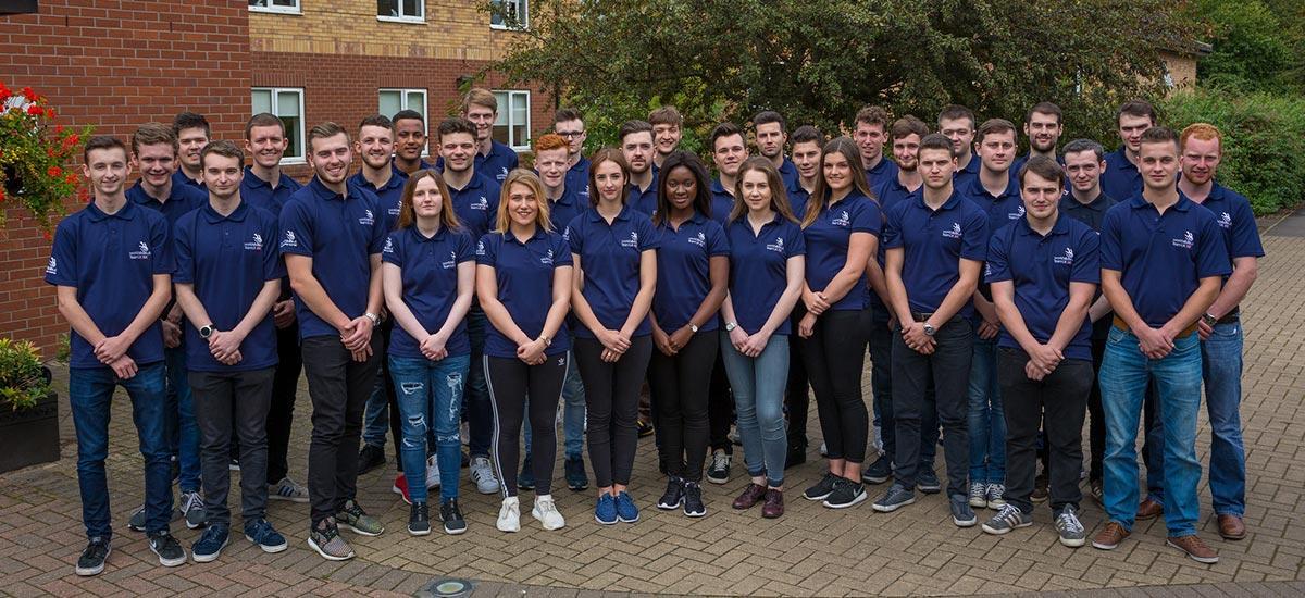 Team UK Heading for WorldSkills in Abu Dhabi