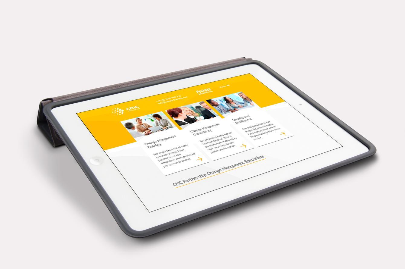 CMC Partnership Website